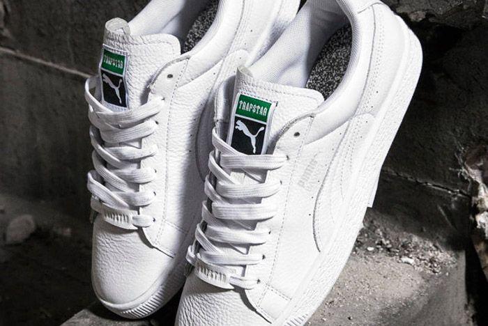 Puma Trapstar 2016 Basket White 2