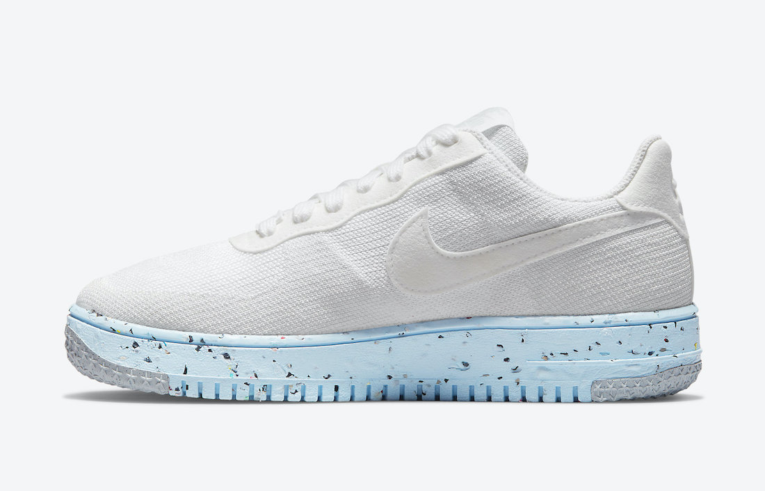 Nike Air Force 1 Crater Flyknit C7273-100