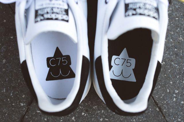Club75 Adidas Stan Smith Bump 2