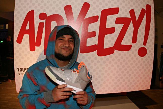 Nz Yeezy Launch 44