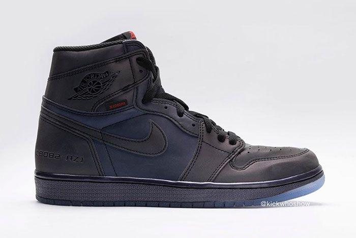 Air Jordan 1 High Zoom Release Date 5