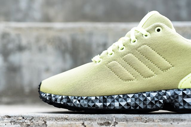 Adidas Zx Flux Frost Yellow6