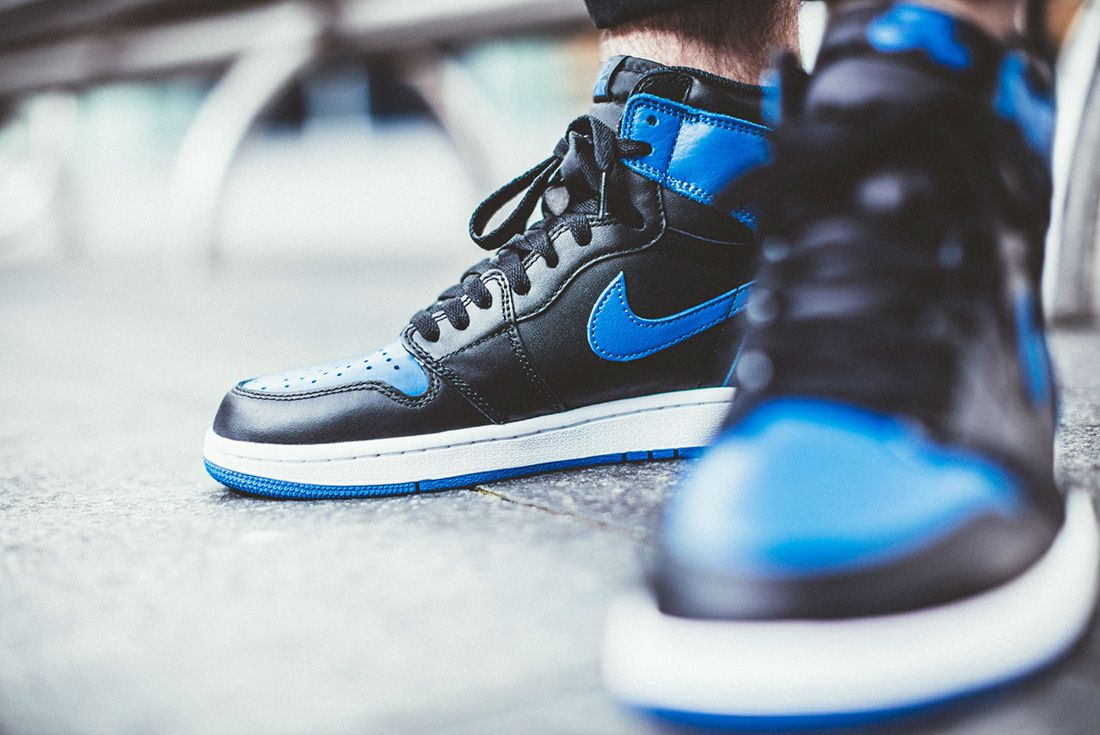 Air Jordan 1 Royal 6