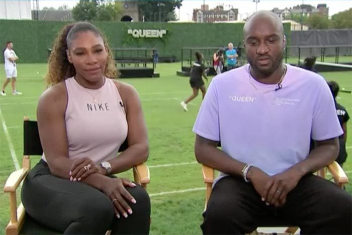 Virgil And Serena Off White Collection 1