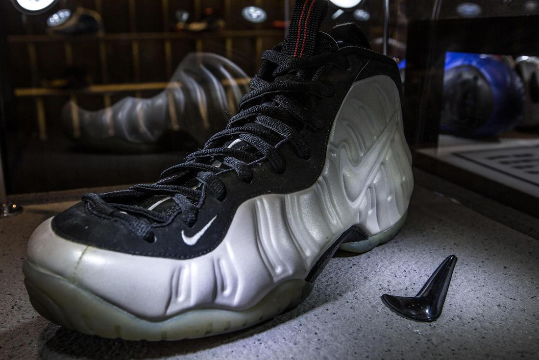 Nike Foamposite Retrospective Exhibition Hits Shanghai4