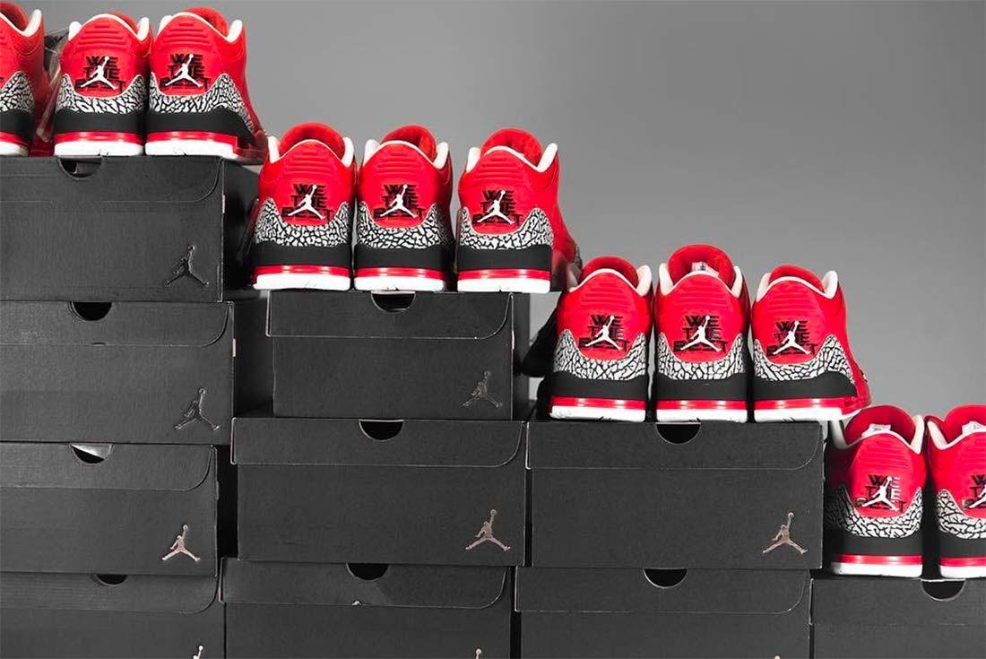Dj Khaled X Air Jordan 3 Grateful 5