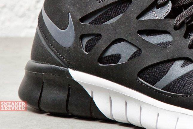 Nike Wmns Free Run 2 Mid Anthracite Summit White 2 Det