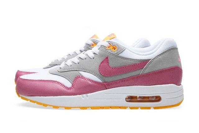 Nike Air Max 1 White Pink Glow 4