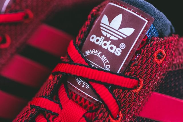 Adidas Los Angeles Scarlet Red 3
