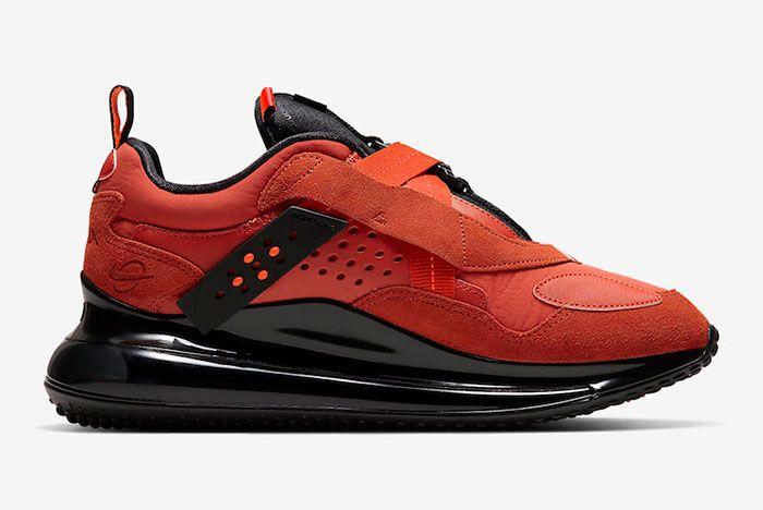 Nike Air Max 720 Slip Obj Team Orange Da4155 800 Release Date 2 Official