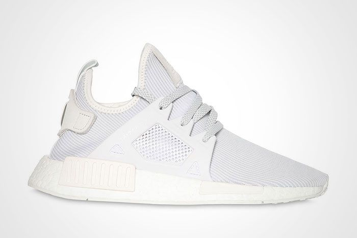 Adidas Nmd Xr1 Knit Triple White Thumb