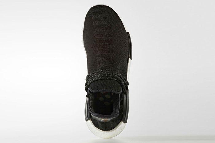 Pharrell Williams Adidas Human Race Hu Nmd Black 5