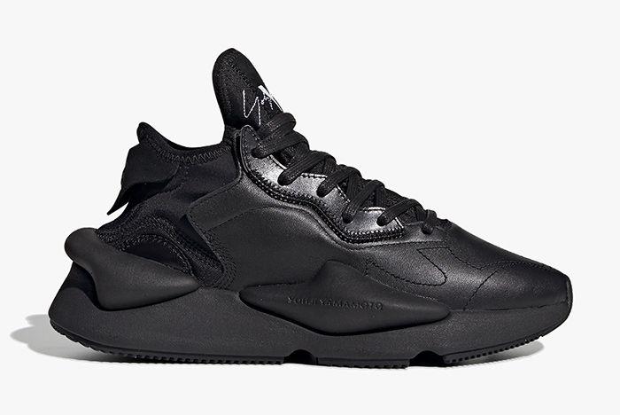 Adidas Y3 Kaiwa Triple Black