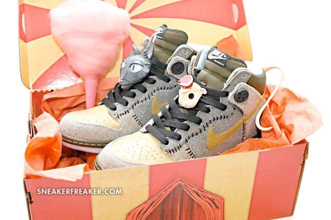 Dunk Coraline Film Promo X Nike 1