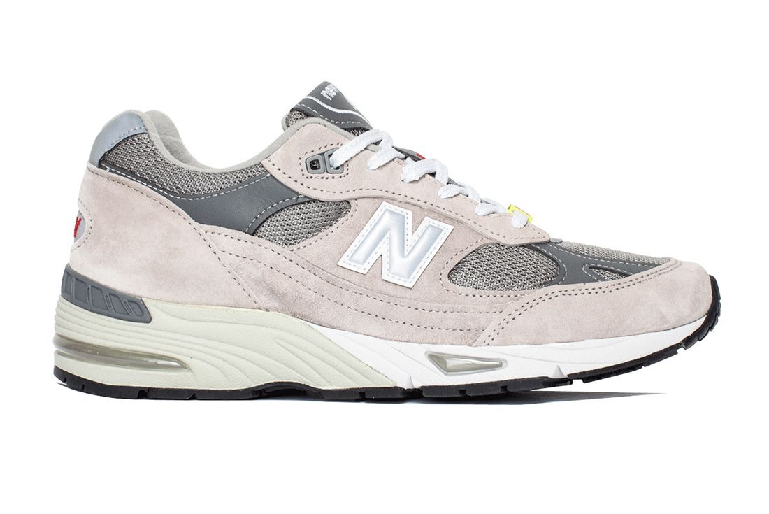 One Block Down x New Balance 991 and 1500 on white
