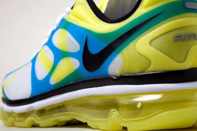 Nike Air Max 2012 Volt 4 1