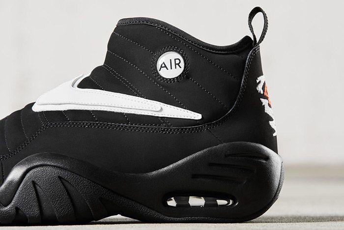 Nike Air Shake Ndestrukt Retro Black 3