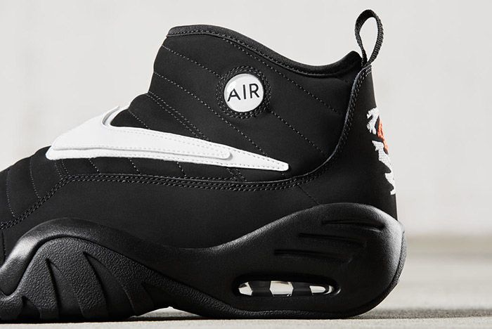 Nike Air Shake Ndestrukt Retro Black 3