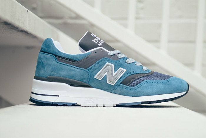 New Balance 997 Made In Usa Ice Blue 3