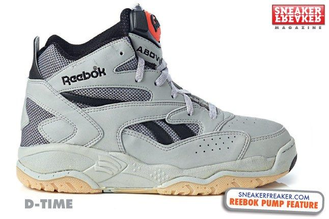 Reebok Pump D Time 1