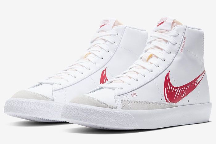 Nike Blazer Sketch Pack Toe 2