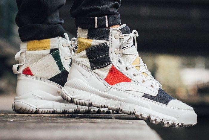 Pendleton X Nike Sfb Leather 6