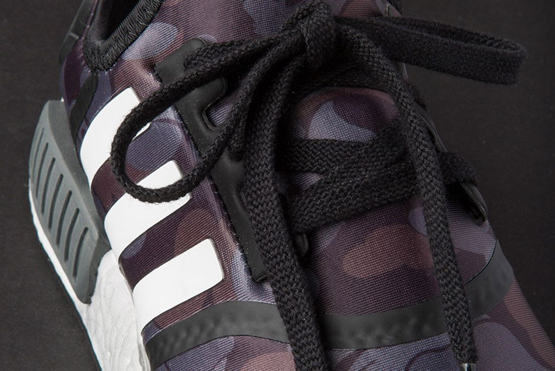 Bape Adidas Nmd 1 St Camo Black 9