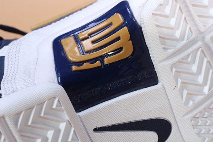 Nike Lebron Sodlier 1 25 Straight 6