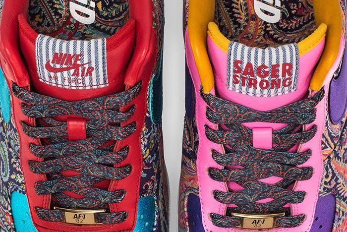 Nike Air Force 1 Craig Sager Nikei D 3
