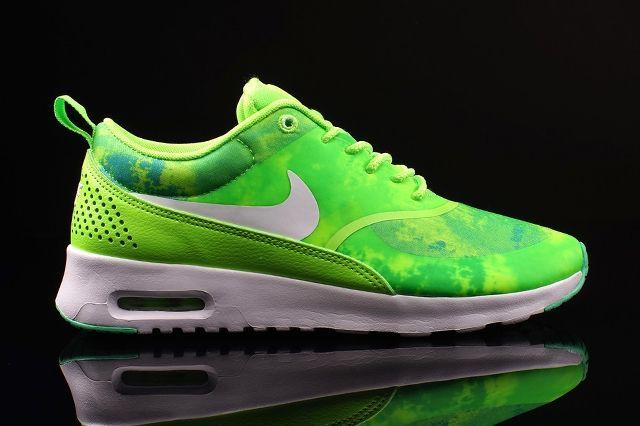 Nike Air Max Thea Print Flash Lime 3
