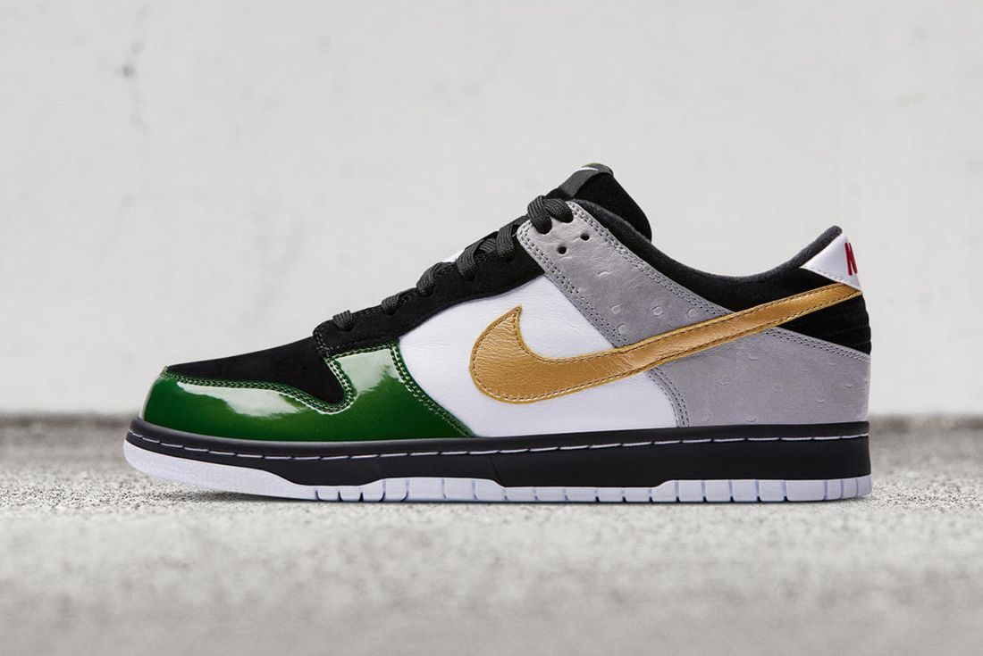 Nike Dunk Low Jp Mita Sneakers4