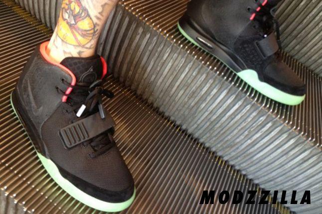 Modzzilla Nike Yeezy Ii 1