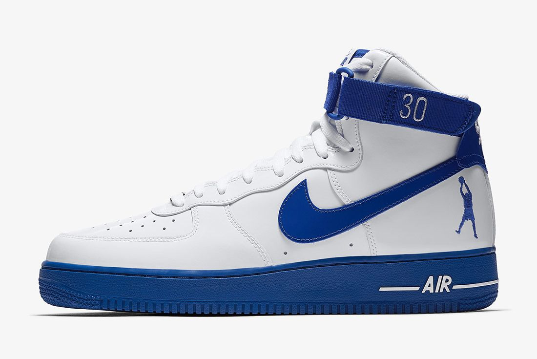 Nike Air Force 1 High Playoffs 2018