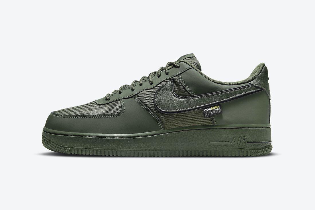 Nike Air Force 1 CORDURA 'Cargo Khaki'