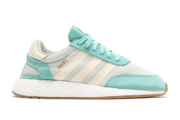 Adidas Iniki Runner Boost Blue 2