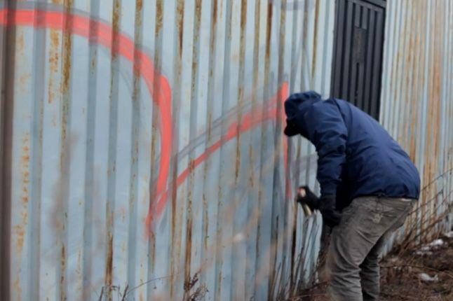 Msk Graffiti Action 1