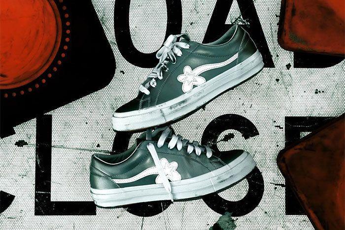 Golf Le Fleur Leather 3M Sneaker Freaker