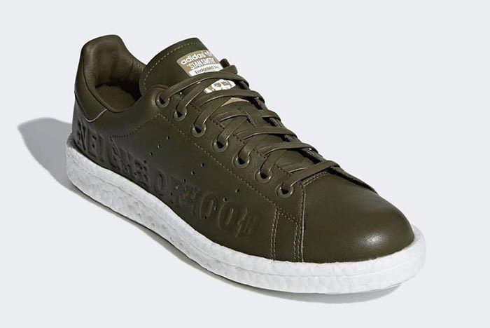 Neighborhood X Adidas Kamanda I 5923 Stan Smith Boost 10
