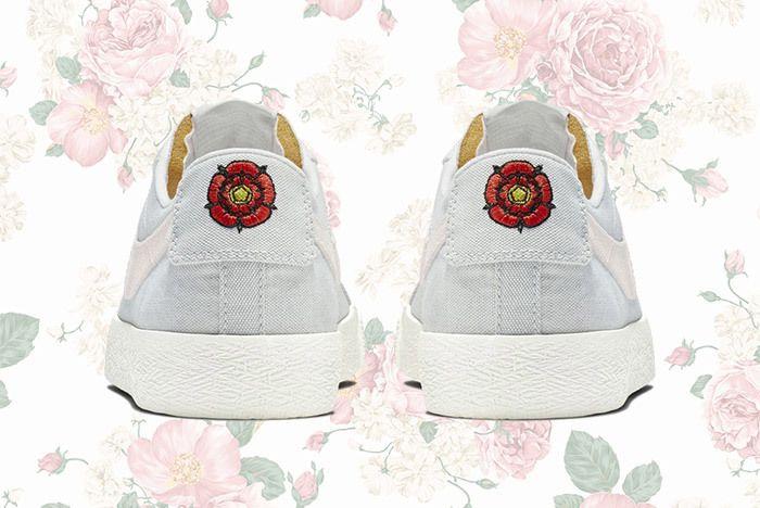 Nike Sb Zoom Blazer Flower 2