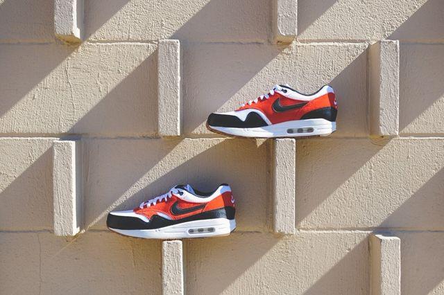 Nike Air Max 1 Gamma Orange 3