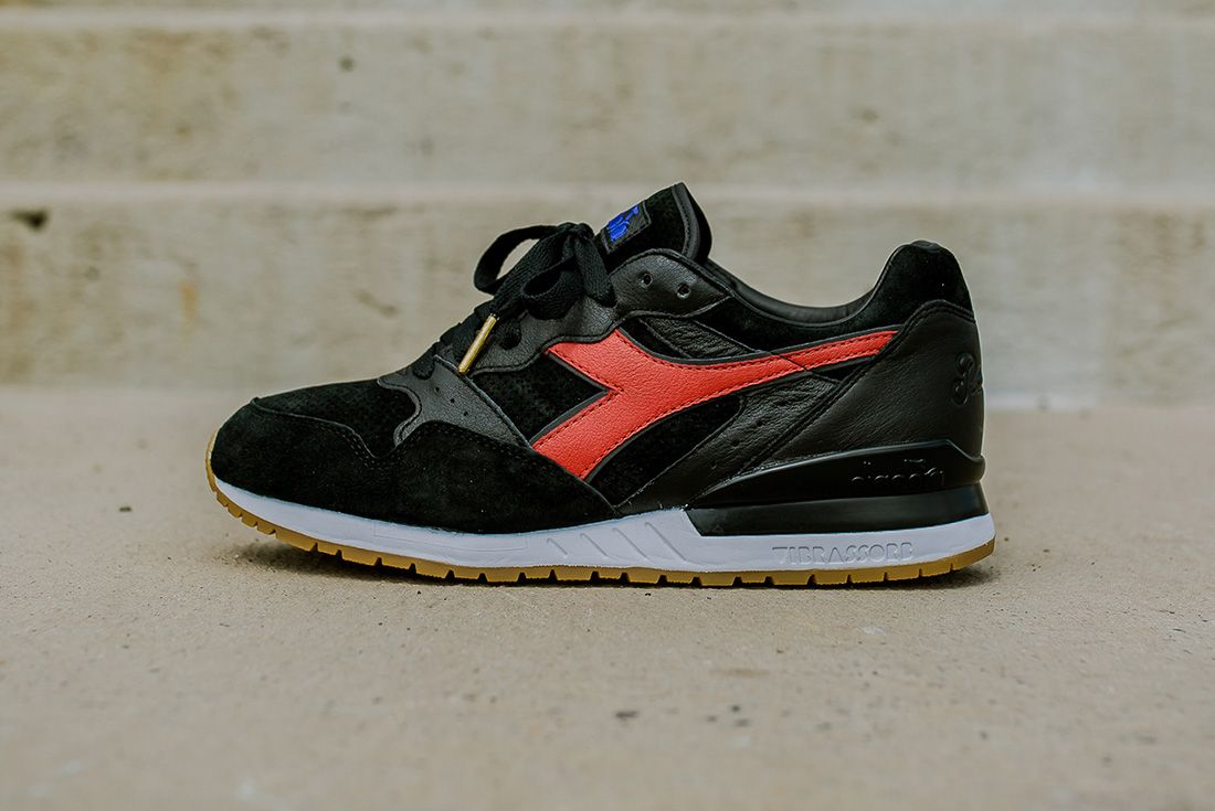 Packer X Diadora Intrepid From Seoul To Rio16