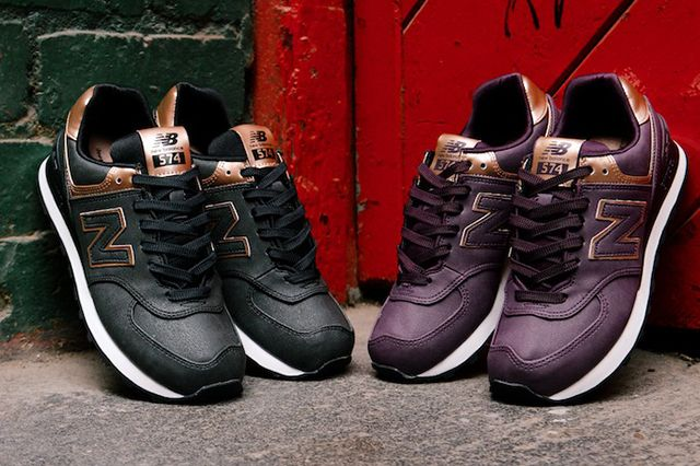 New Balance Fw14 Womens 574 10