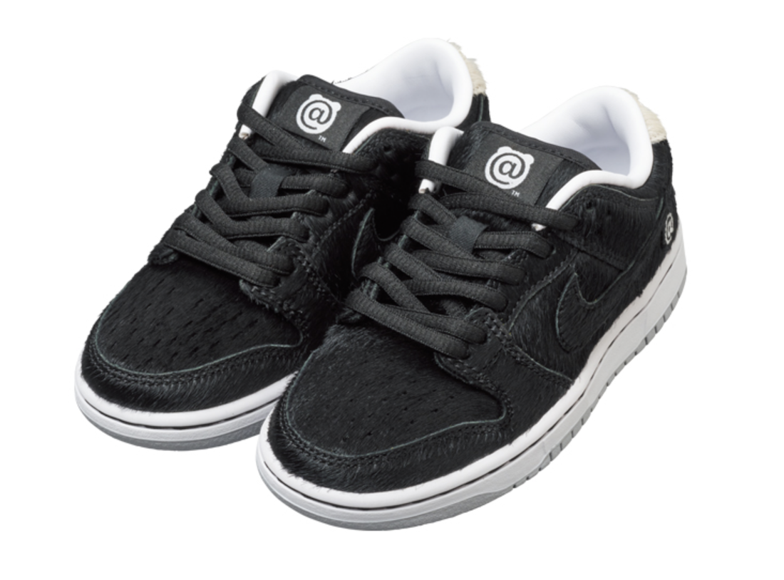 Medicom Nike SB Bearbrick Dunk Low