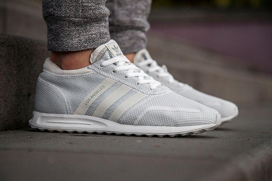 Adidas La White Mens 1