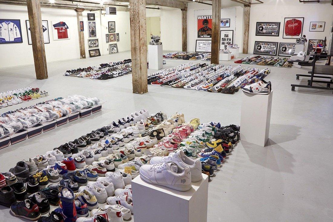 Dame Dash Selling Sneaker Collection 2