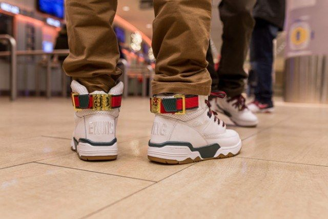 Packer Shoes X Ewing 33 Hi Miracle On 33 Rd St11 640X4271