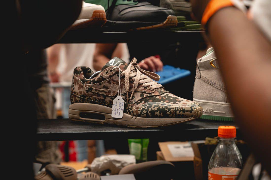 Sneakerness Amsterdam 2019 Event Recap 20 Air Max 1 German Camo