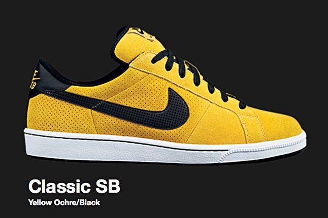 Nike Classic Sc Yellow Ochra 2008 1