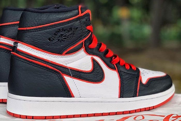 Air Jordan 1 Who Said Man Was Not Meant To Fly 555088 062 Release Date 1 Side