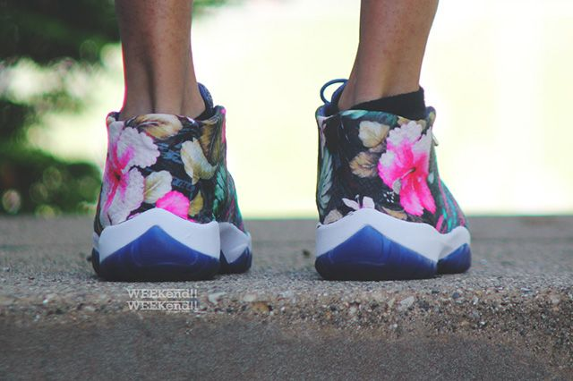 Rbn Jordan Future Custom Vacation 3